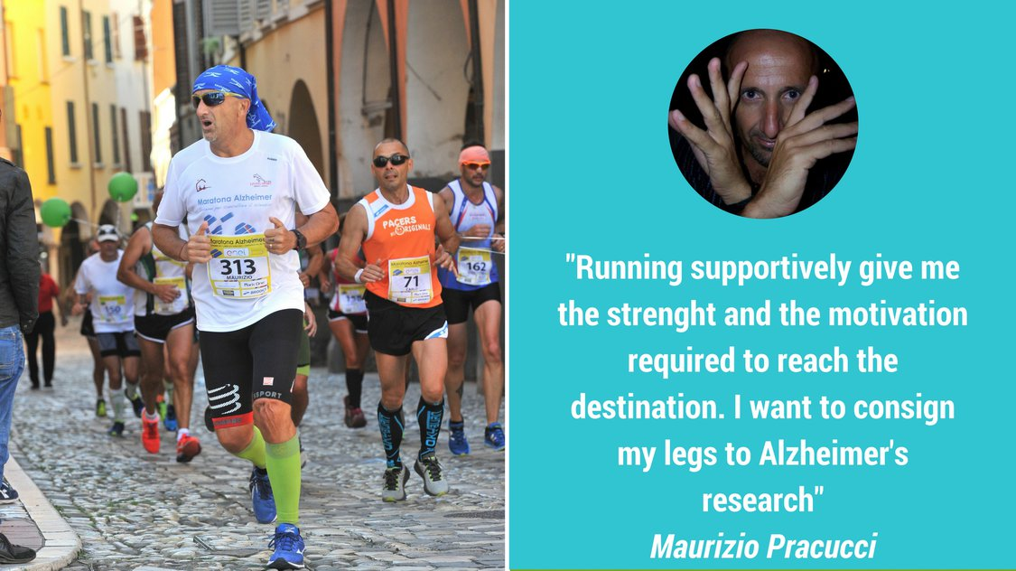 Testimonianza Runner Solidale